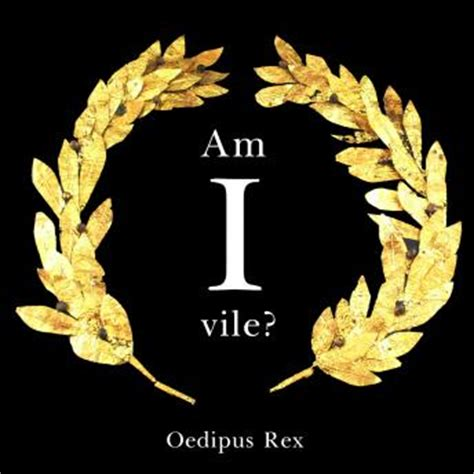 My analysis of Oedipus Rex by Sophocles weareliterarycritics